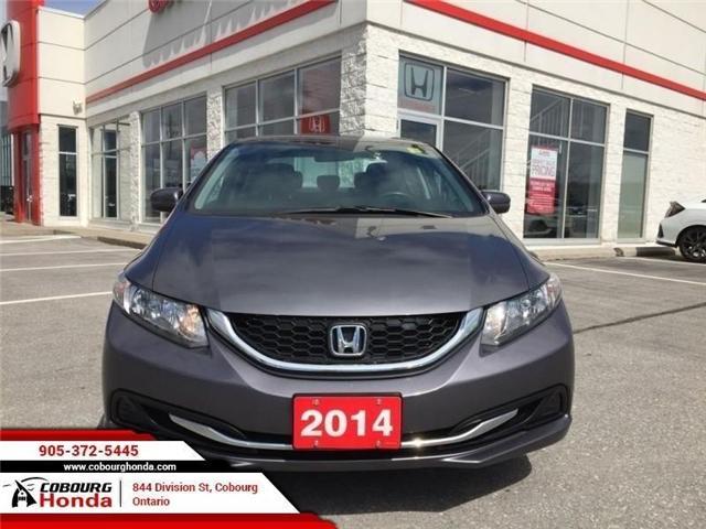2014 Honda Civic LX (Stk: 18220B) in Cobourg - Image 2 of 18