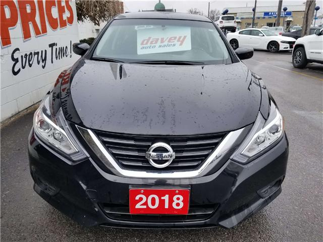 2018 Nissan Altima 2.5 S (Stk: 18-173) in Oshawa - Image 2 of 15