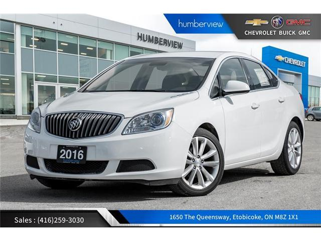 2016 Buick Verano Base (Stk: APR1742) in Toronto - Image 1 of 20