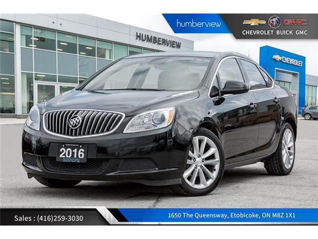 2016 Buick Verano Base (Stk: DR4329) in Toronto - Image 1 of 20