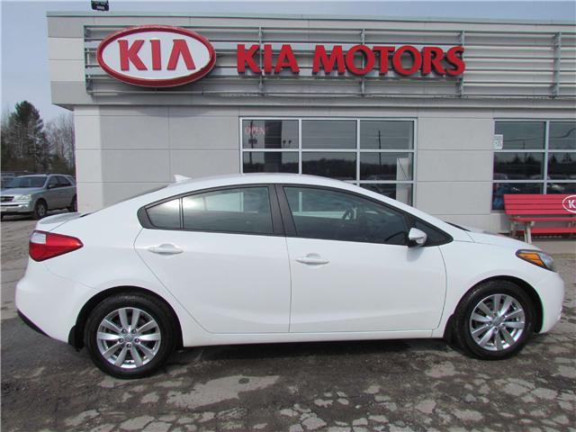 2014 Kia Forte 1.8L LX+ (Stk: HH111A) in Bracebridge - Image 1 of 18