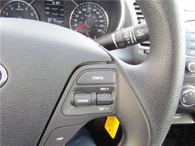 2014 Kia Forte 1.8L LX+ (Stk: HH111A) in Bracebridge - Image 17 of 18