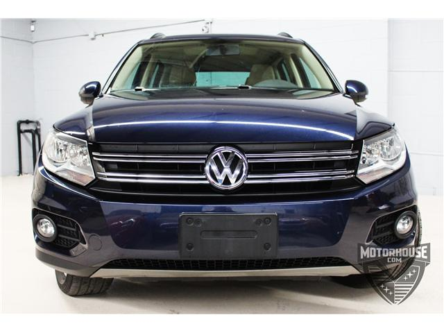 2015 Volkswagen Tiguan Comfortline (Stk: 1729) in Carleton Place - Image 2 of 30