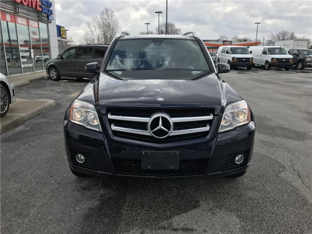2011 Mercedes-Benz Glk-Class Base (Stk: BF528739) in Sarnia - Image 2 of 19