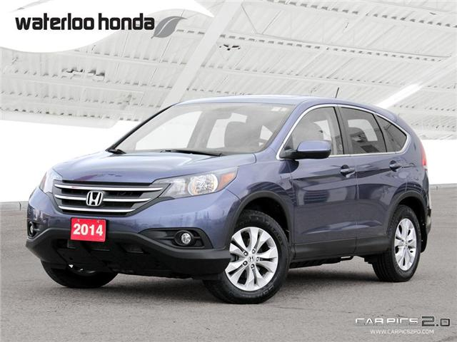 2014 Honda CR-V EX (Stk: U3638) in Waterloo - Image 1 of 28