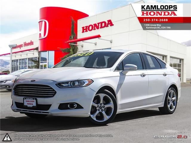 2013 Ford Fusion SE (Stk: 13710A) in Kamloops - Image 1 of 24