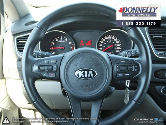 2018 Kia Sedona LX (Stk: CLKUR2089) in Kanata - Image 14 of 27