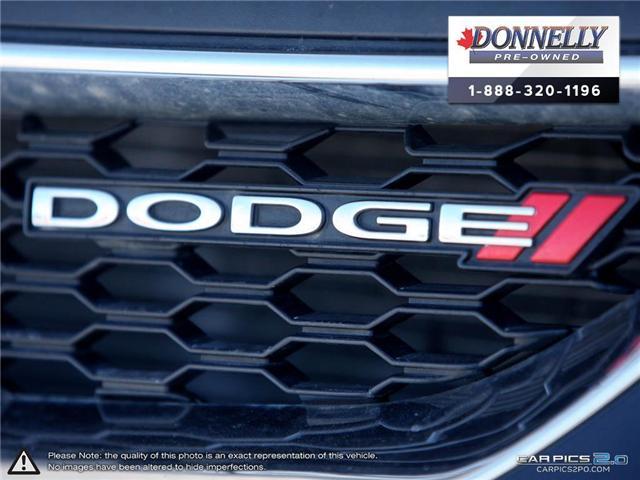 2017 Dodge Grand Caravan Crew (Stk: MUR876) in Kanata - Image 9 of 27