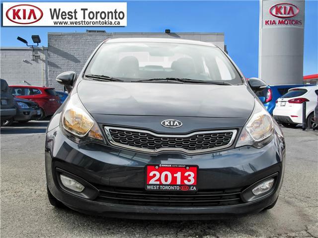 2013 Kia Rio EX (Stk: T17043) in Toronto - Image 2 of 22