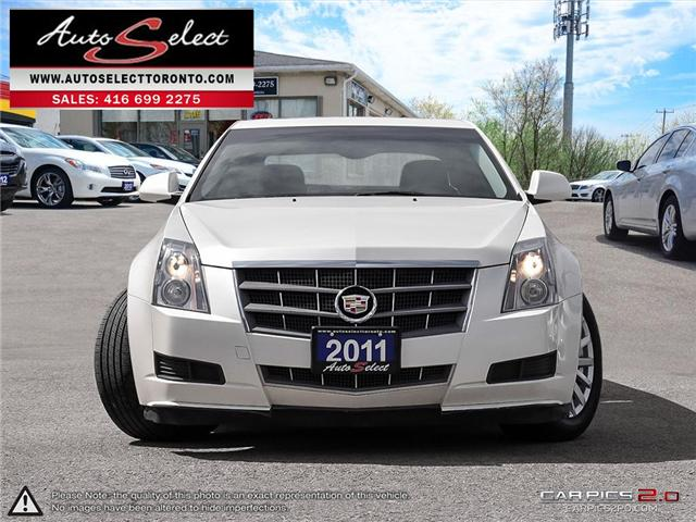 2011 Cadillac CTS  (Stk: 11CTV911) in Scarborough - Image 2 of 28