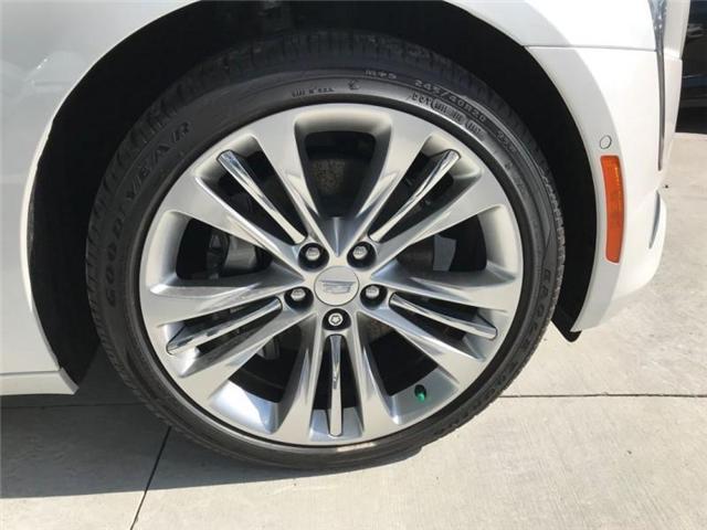 2018 Cadillac CT6 3.0L Twin Turbo Platinum (Stk: U101001) in Newmarket - Image 8 of 20