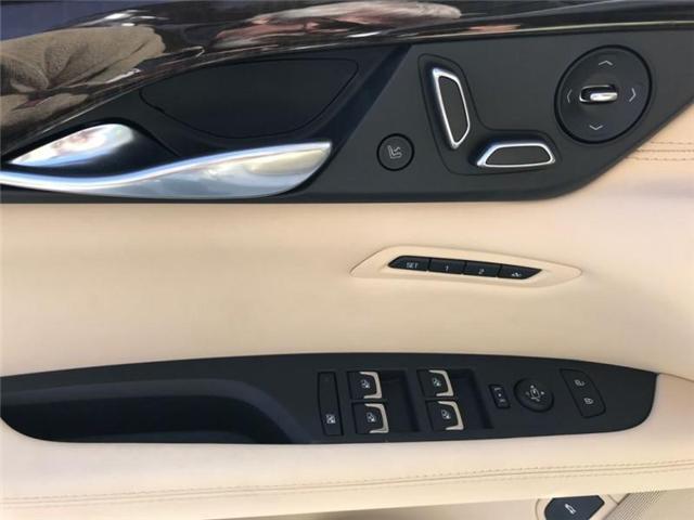 2018 Cadillac CT6 3.0L Twin Turbo Platinum (Stk: U101001) in Newmarket - Image 14 of 20