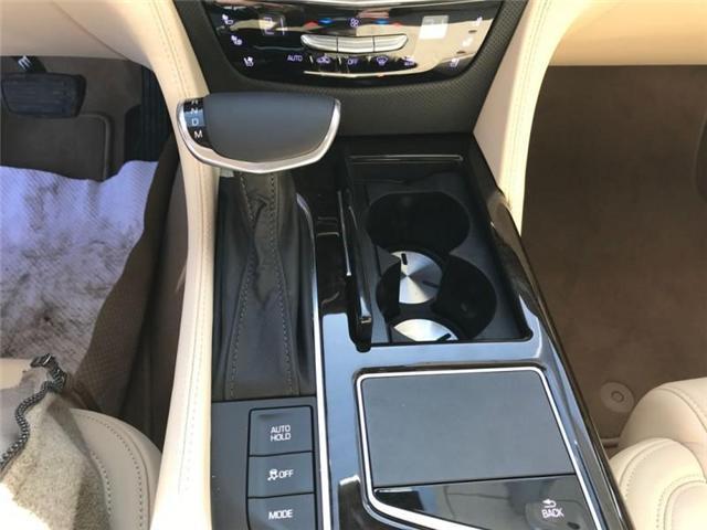 2018 Cadillac CT6 3.0L Twin Turbo Platinum (Stk: U101001) in Newmarket - Image 16 of 20