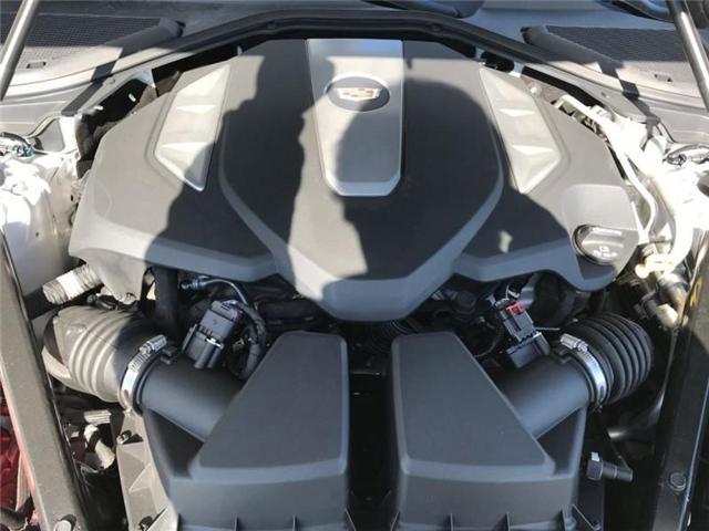 2018 Cadillac CT6 3.0L Twin Turbo Platinum (Stk: U101001) in Newmarket - Image 20 of 20