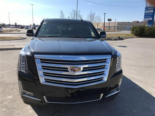 2018 Cadillac Escalade Platinum (Stk: R167635) in Newmarket - Image 2 of 21