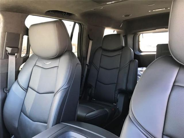 2018 Cadillac Escalade Platinum (Stk: R167635) in Newmarket - Image 19 of 21
