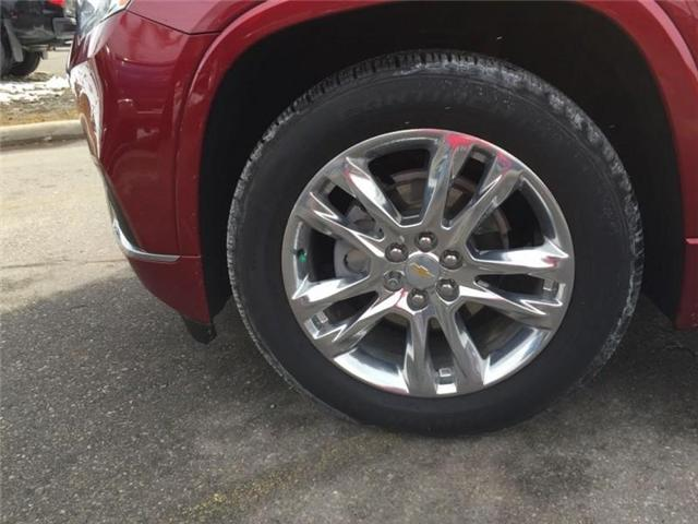 2018 Chevrolet Traverse High Country (Stk: J112935) in Newmarket - Image 10 of 30