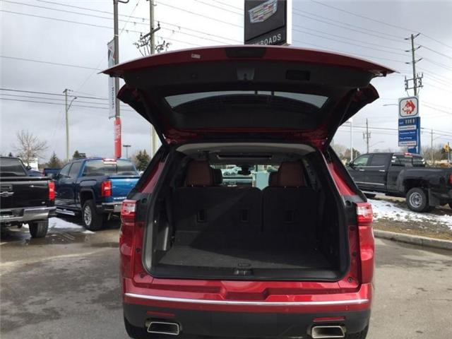 2018 Chevrolet Traverse High Country (Stk: J112935) in Newmarket - Image 12 of 30