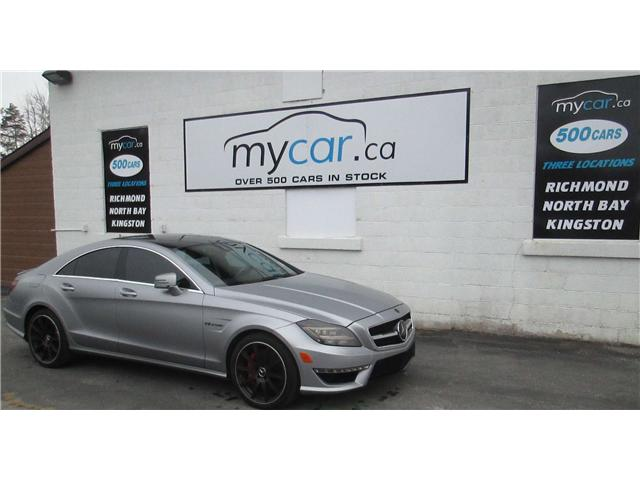 2014 Mercedes-Benz CLS-Class S-Model (Stk: 171132) in Richmond - Image 2 of 14