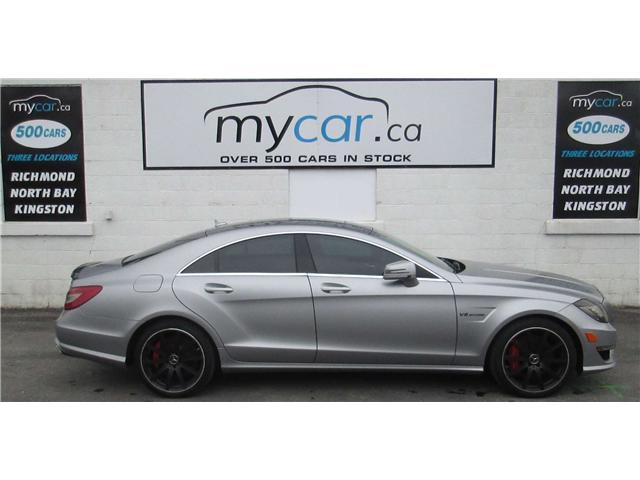 2014 Mercedes-Benz CLS63 AMG S-Model (Stk: 171132) in Richmond - Image 1 of 14