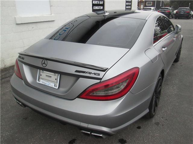 2014 Mercedes-Benz CLS63 AMG S-Model (Stk: 171132) in Richmond - Image 3 of 14
