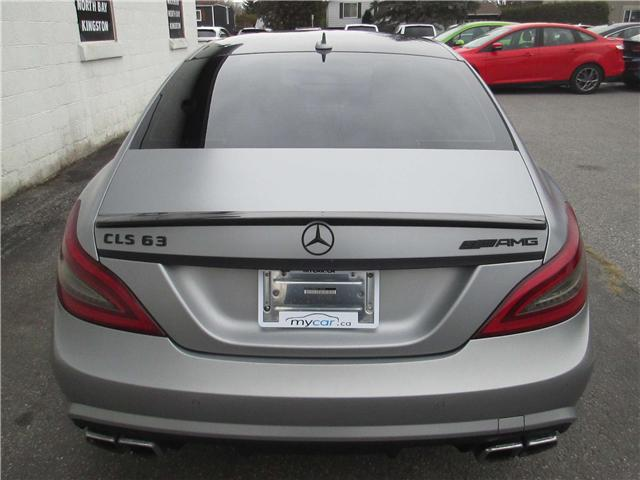 2014 Mercedes-Benz CLS63 AMG S-Model (Stk: 171132) in Richmond - Image 4 of 14