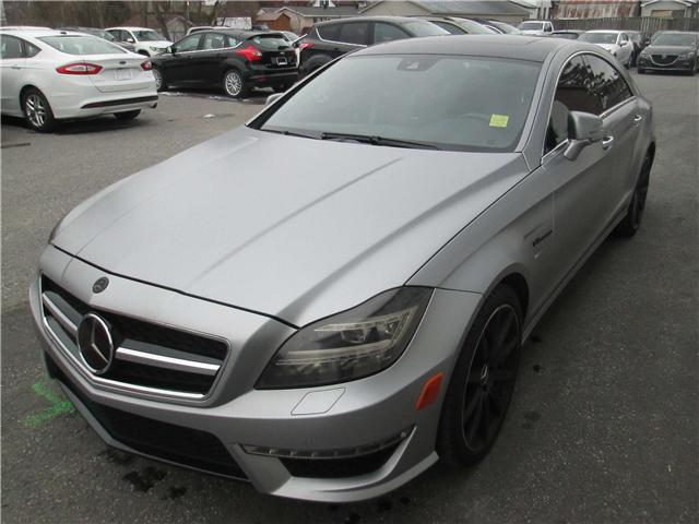 2014 Mercedes-Benz CLS63 AMG S-Model (Stk: 171132) in Richmond - Image 6 of 14