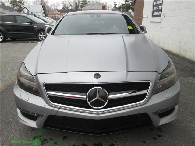 2014 Mercedes-Benz CLS63 AMG S-Model (Stk: 171132) in Richmond - Image 7 of 14