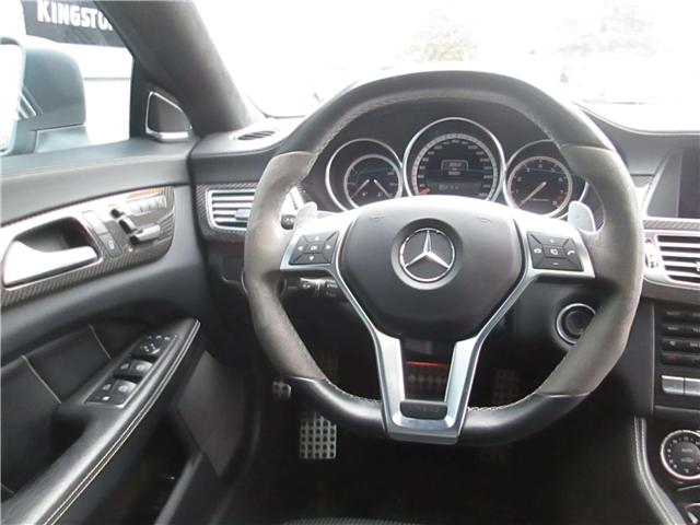2014 Mercedes-Benz CLS63 AMG S-Model (Stk: 171132) in Richmond - Image 12 of 14