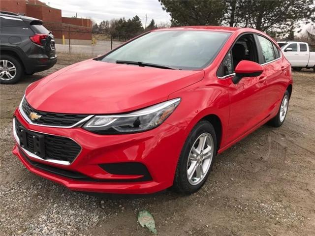 2018 Chevrolet Cruze LT Auto (Stk: S518152) in Newmarket - Image 3 of 20