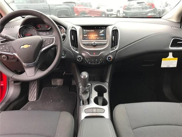 2018 Chevrolet Cruze LT Auto (Stk: S518152) in Newmarket - Image 12 of 20