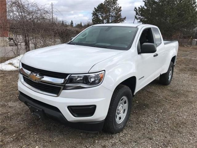 2018 Chevrolet Colorado WT (Stk: 1108043) in Newmarket - Image 3 of 20