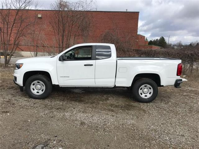 2018 Chevrolet Colorado WT (Stk: 1108043) in Newmarket - Image 4 of 20
