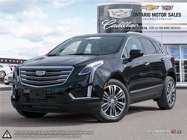 2017 Cadillac XT5 Premium Luxury (Stk: 11868A) in Oshawa - Image 1 of 33