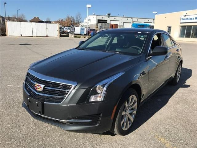 2018 Cadillac ATS 2.0L Turbo Base (Stk: 0108346) in Newmarket - Image 3 of 19