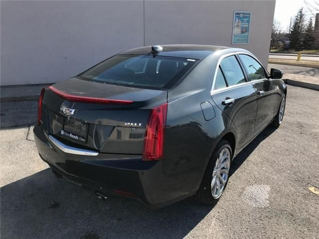 2018 Cadillac ATS 2.0L Turbo Base (Stk: 0108346) in Newmarket - Image 7 of 19