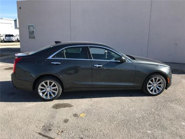 2018 Cadillac ATS 2.0L Turbo Base (Stk: 0108346) in Newmarket - Image 8 of 19