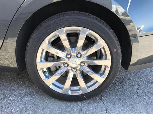2018 Cadillac ATS 2.0L Turbo Base (Stk: 0108346) in Newmarket - Image 9 of 19