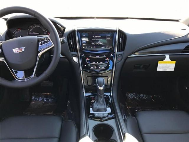 2018 Cadillac ATS 2.0L Turbo Base (Stk: 0108346) in Newmarket - Image 11 of 19