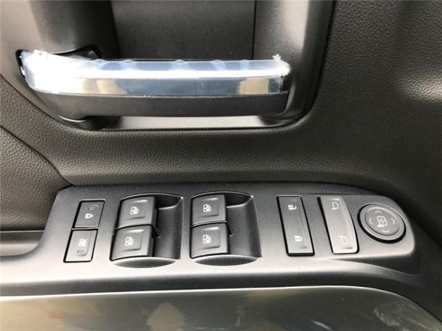 2018 Chevrolet Silverado 1500 LT (Stk: Z234219) in Newmarket - Image 13 of 18
