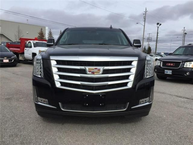 2018 Cadillac Escalade Luxury (Stk: R198165) in Newmarket - Image 9 of 30
