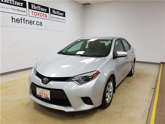2014 Toyota Corolla  (Stk: 185326) in Kitchener - Image 1 of 21