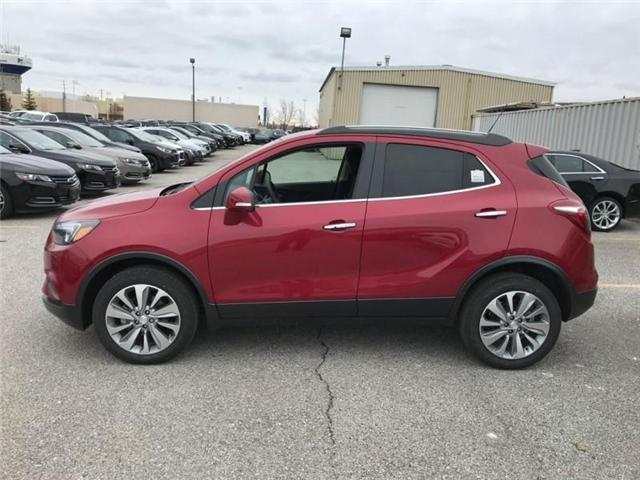 2018 Buick Encore Preferred (Stk: B587871) in Newmarket - Image 4 of 21