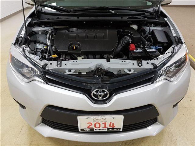 2014 Toyota Corolla  (Stk: 185326) in Kitchener - Image 20 of 21