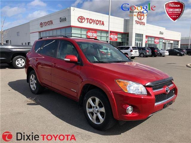 2010 Toyota RAV4  (Stk: D180796A) in Mississauga - Image 1 of 10