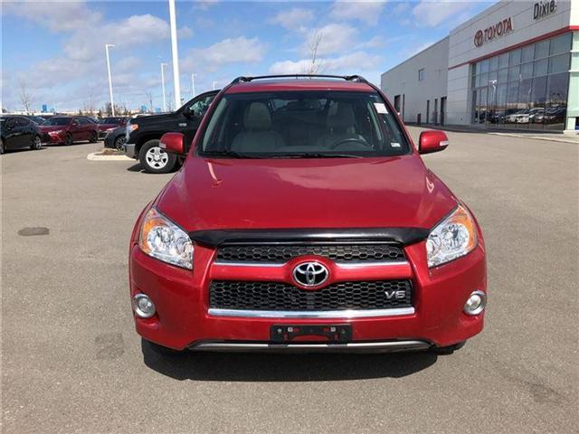 2010 Toyota RAV4  (Stk: D180796A) in Mississauga - Image 2 of 10