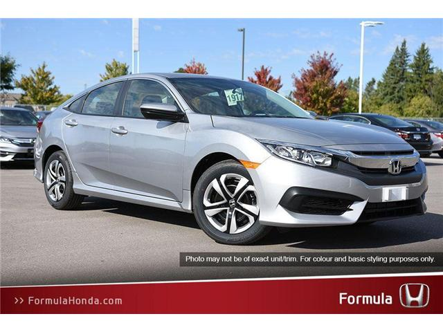 2018 Honda Civic Sport Touring (Stk: 18-0630) in Scarborough - Image 1 of 5