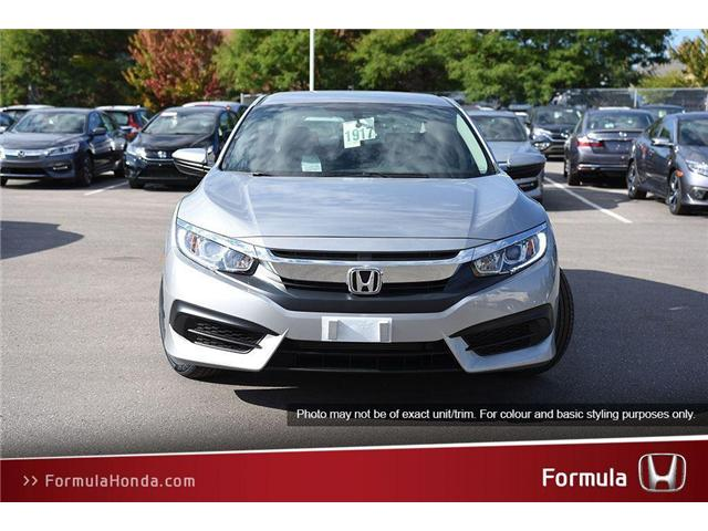 2018 Honda Civic Sport Touring (Stk: 18-0630) in Scarborough - Image 2 of 5