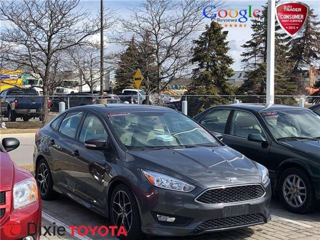 2015 Ford Focus SE (Stk: D180667A) in Mississauga - Image 1 of 1