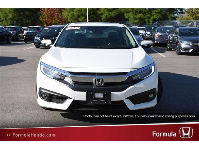 2018 Honda Civic Sport Touring (Stk: 18-0633) in Scarborough - Image 2 of 8